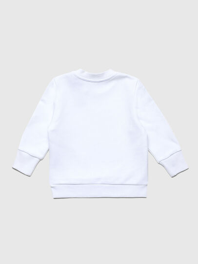 Diesel - SUNGB, White - Sweaters - Image 2