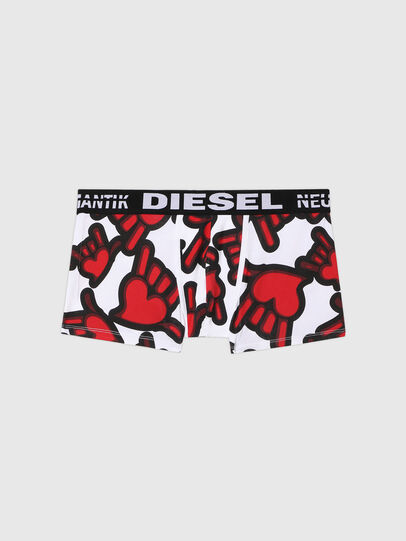 Diesel - UMBX-DAMIEN, Yellow/Red - Trunks - Image 4