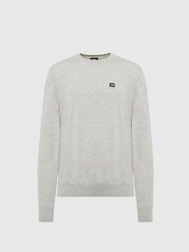 K-CROFT-TOMI, Light Grey - Knitwear