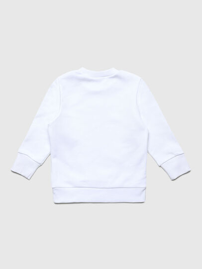 Diesel - SUNGB-R, White - Sweaters - Image 2