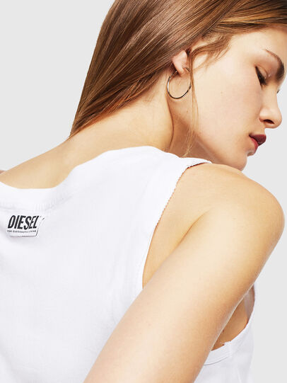 Diesel - T-TRIXY, White - Tops - Image 5