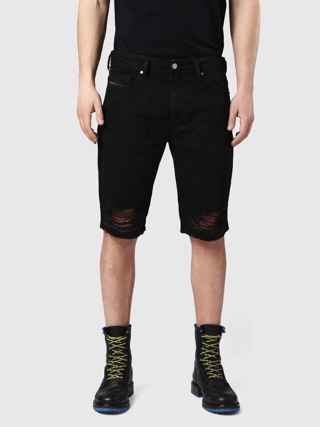 THOSHORT, Black Jeans