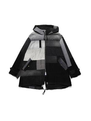D-55PARKA, Black - Winter Jackets