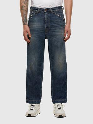 D-Franky 009EW, Dark Blue - Jeans
