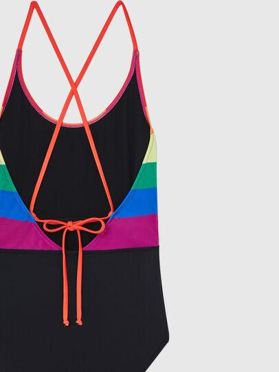 Diesel - BFSW-LACYZ-P, Black - Swimsuits - Image 4