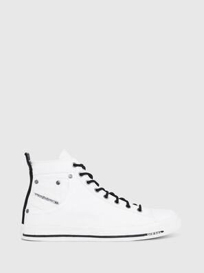 EXPOSURE I, White/Black - Sneakers