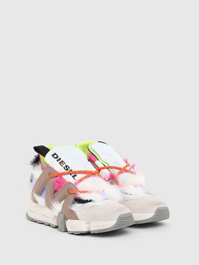Diesel - S-PADOLA SP, White - Sneakers - Image 2