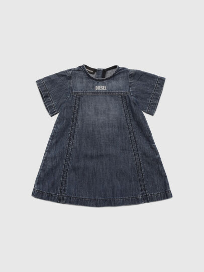 Diesel - DREXIB, Medium blue - Dresses - Image 1