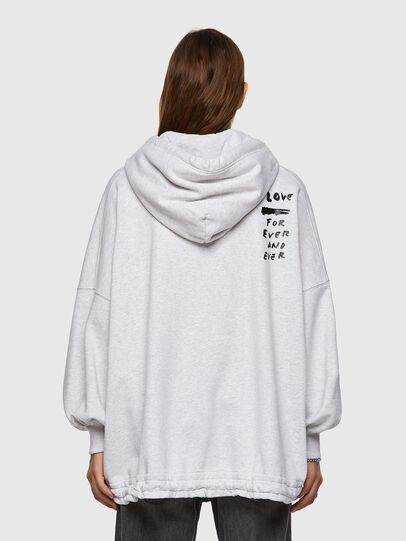 Diesel - F-BALI, Light Grey - Sweaters - Image 2