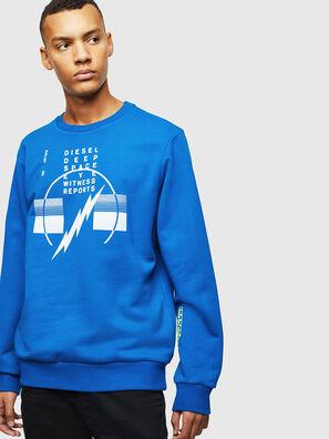 S-GIRK-J2, Blue - Sweaters