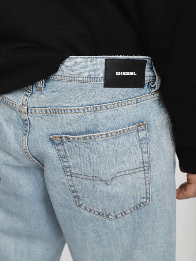 Diesel KEESHORT, Light Blue - Shorts - Image 3