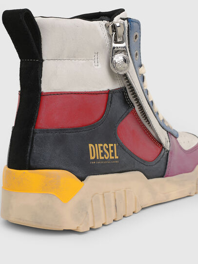 Diesel - S-RUA MID SK, Multicolor - Sneakers - Image 5