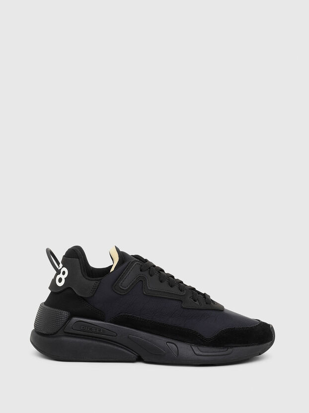 S-SERENDIPITY LC W, Black - Sneakers