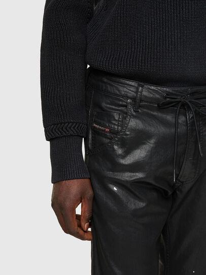 Diesel - Krooley JoggJeans® 0849R, Black/Dark grey - Jeans - Image 4