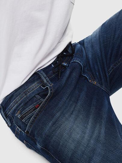 Diesel - Thommer JoggJeans 088AX, Dark Blue - Jeans - Image 5