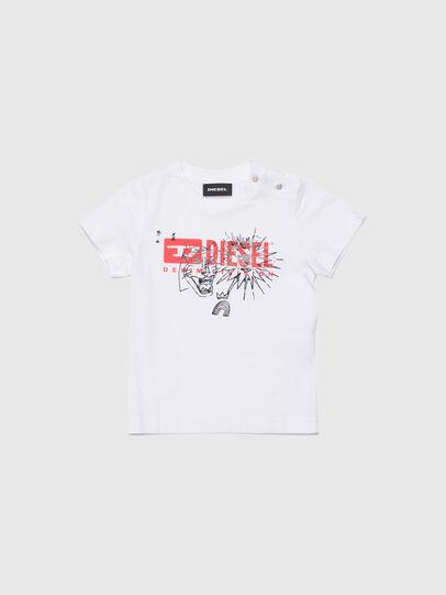 Diesel - TUDARIB, White - T-shirts and Tops - Image 1
