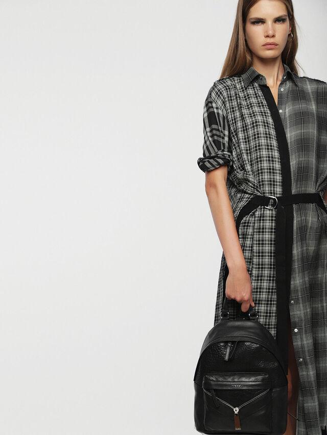 Diesel LE-ONY, Black - Backpacks - Image 6