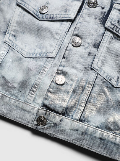 Diesel - JECATE, Light Blue - Jackets - Image 3