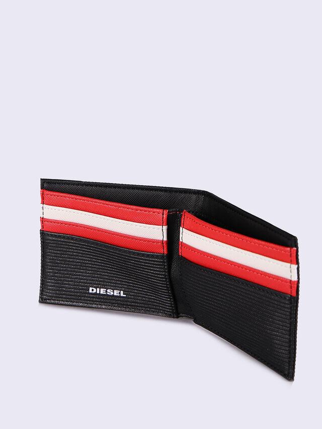 NEELA XS, Black/rose red