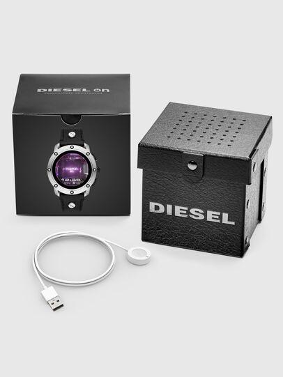 Diesel - DT2014, Black/Silver - Smartwatches - Image 5