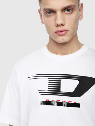 ccd4a50e Mens T-shirts: logo, graphics | Go with the braves · Diesel