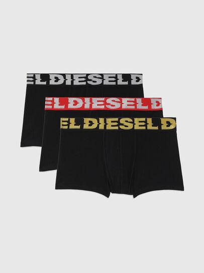 Diesel - UMBX-DAMIENTHREEPACK, Black - Trunks - Image 1