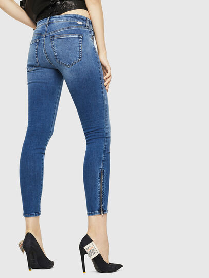 Diesel - Slandy Zip 084NM,  - Jeans - Image 2