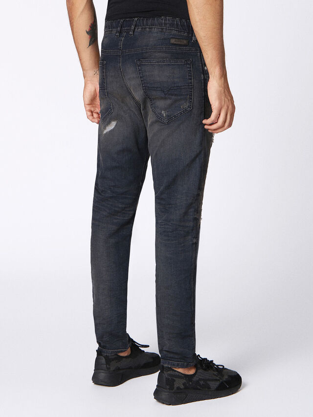 NARROT JOGGJEANS 0687A, Dark Blue