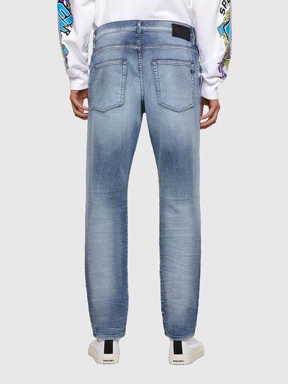 Diesel - D-Fining 009NS, Light Blue - Jeans - Image 2