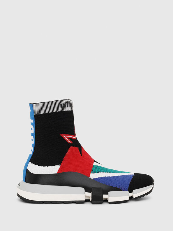 H-PADOLA HIGH SOCK,  - Sneakers