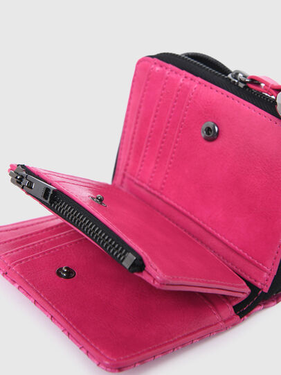 Diesel - OFRIDE, Pink - Small Wallets - Image 4