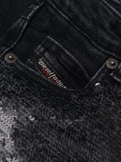 Diesel - BABHILA-J-SP1, Black - Jeans - Image 3