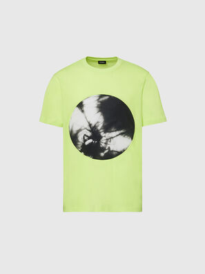 T-MOONY-X2, Green Fluo - T-Shirts