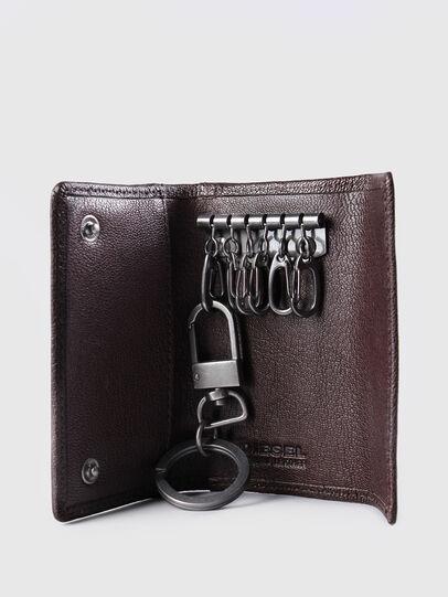 Diesel - KEYCASE O, Brown - Bijoux and Gadgets - Image 4