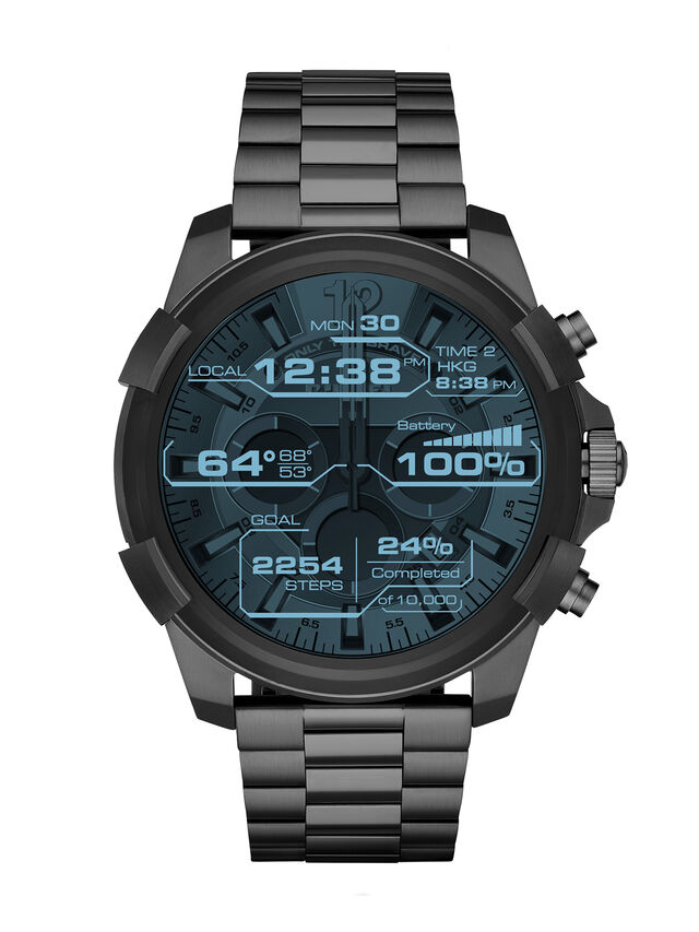 Diesel DT2004, Metal Grey - Smartwatches - Image 2