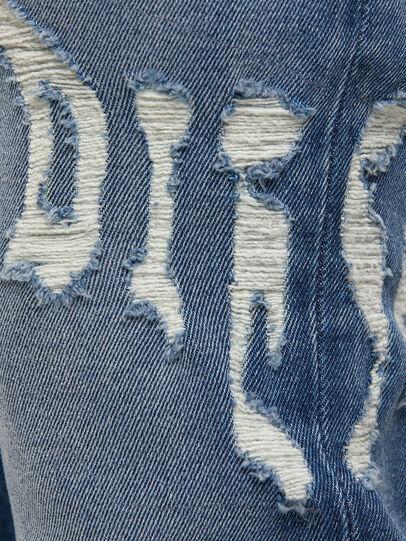 Diesel - D-Strukt 009DW, Light Blue - Jeans - Image 3