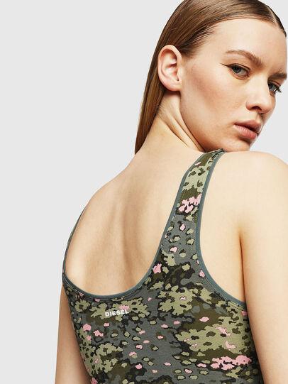 Diesel - UFTK-BODY, Olive Green - Bodysuits - Image 3