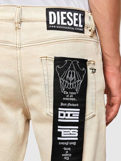 Diesel - D-Strukt 009KV, White - Jeans - Image 4