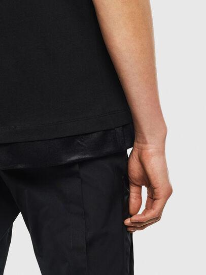 Diesel - T-TEIN, Black - T-Shirts - Image 4