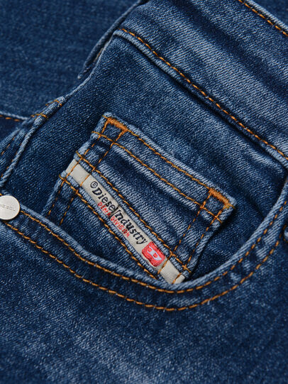 Diesel - D-SLANDY-HIGH-J, Medium blue - Jeans - Image 3