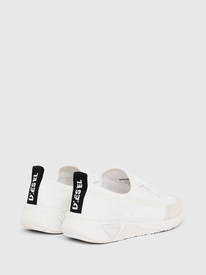 Diesel - S-KBY STRIPE W, White - Sneakers - Image 3