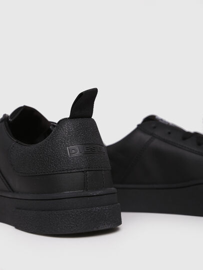 Diesel - S-CLEVER LOW, Black - Sneakers - Image 4