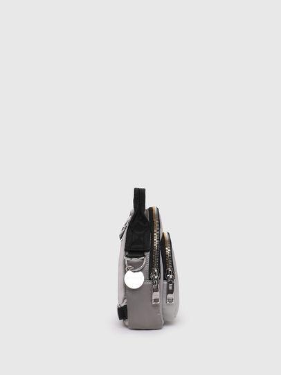 Diesel - LEDYBAG, Grey - Crossbody Bags - Image 3