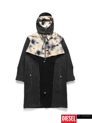 ACW-JK02, Black - Denim Jackets