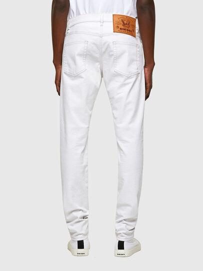 Diesel - D-Strukt 003AF, White - Jeans - Image 2