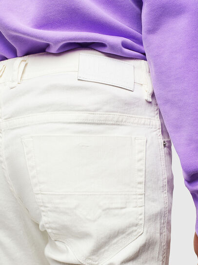 Diesel - Thommer 069JU, White - Jeans - Image 4