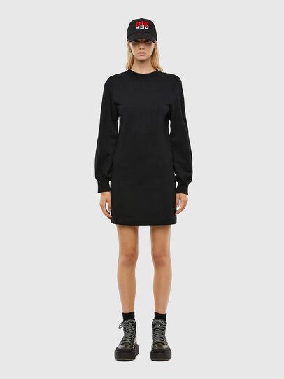 Diesel - D-CIOND, Black - Dresses - Image 1