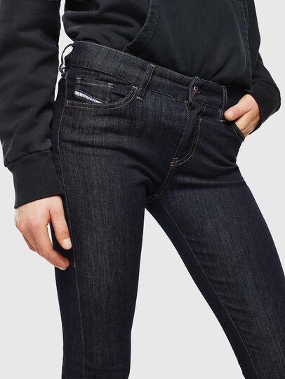 Diesel - Slandy 0813C, Dark Blue - Jeans - Image 3