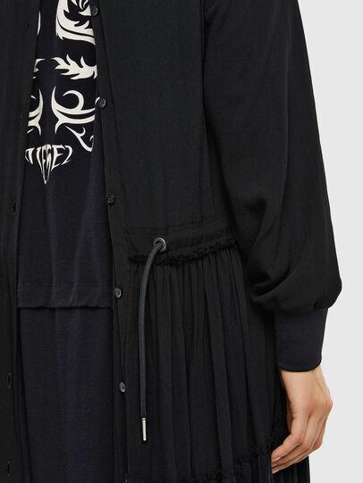 Diesel - D-LINDA, Black - Dresses - Image 4