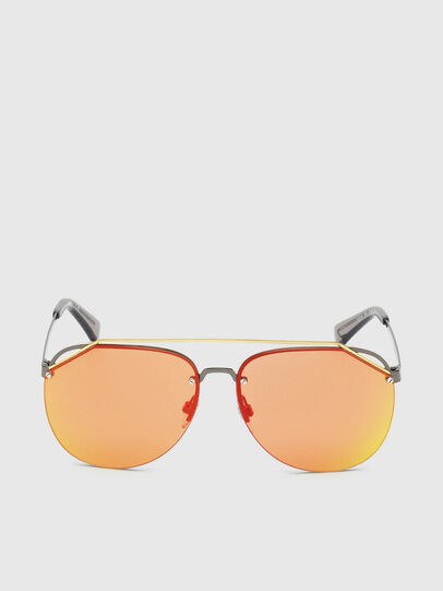 Diesel - DL0314, Grey - Sunglasses - Image 1